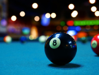 Pool tables for sale in Minneapolis, Minnesota.