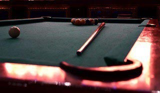 Pool table installations in Minneapolis by SOLO<sup>®</sup> Billiard Table Services