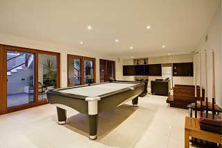 Pool table room sizes guide in Minneapolis