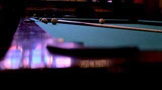 Pool table sizes help guide in Minneapolis