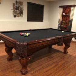 8 Ft 1/2 inch Slate Pool Table