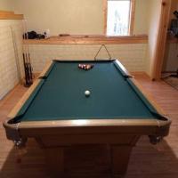 8' Kasson Pool Table