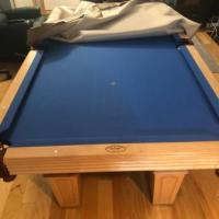 Olhausen 7' Pool Table