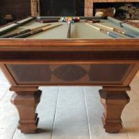 Brunswick 8ft Pool Table