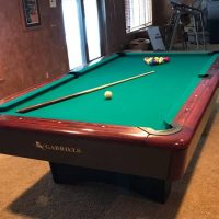 Gabriels World Class Commercial Pool Table In Excellent Condition