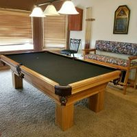 Olhausen Southern 8ft Pool Table