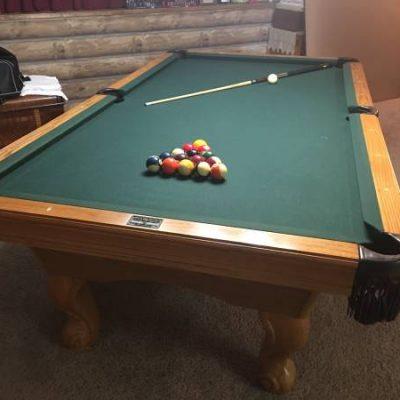 Pool Table / Ping Pong Table 8ft