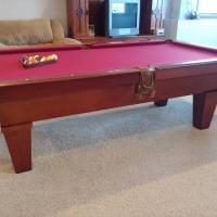Pool Table (Like New Professional Grade)