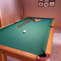 Olhausen Eclipse Pool table 8 ft