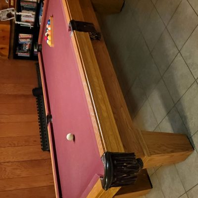 American Classic Custom Pool Table