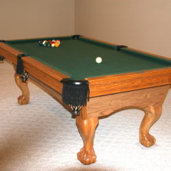 7ft American Classic Custom Made Pool Table for FREE (GONE)