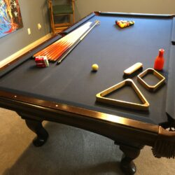 Olhausen 9' Pool Table
